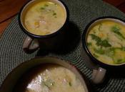 Comme envie soupe crevettes…