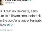 Nice Alain Marschall (BFM exclut piste terroriste 10min avant Daesh revendique