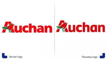 Logo d'Auchan - creads