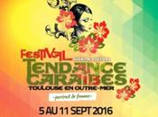 Festival Tendance Caraïbes 11/9, Toulouse.
