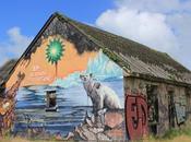 village fantôme Pirou-Plage dans Manche