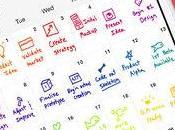Draw Calendar, calendrier dessiné votre iPhone: Gratuit lieu 2.99