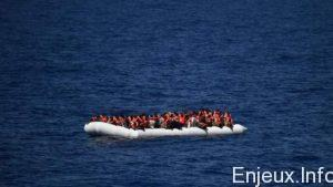 Italie : un millier de migrants sauvés dans le détroit de Sicile