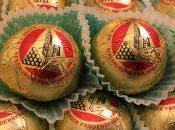 Strassburger Friedenskugeln boulets Strasbourg chocolat