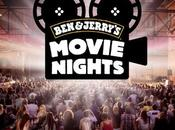 [CINÉ-PUB] cinéma crèmes glacées pour tous Movie Nights Tour Jerry's arrive France