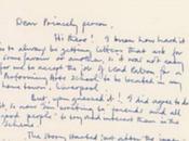 lettre Paul McCartney destinée Prince vendue enchères pour