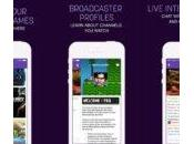 Twitch mode hôte réactions iPhone iPad