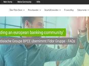 BPCE acquiert Fidor. maintenant