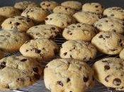 Cookies praliné chocolat