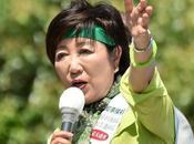 MONDE Yuriko Koike élue gouverneur Tokyo première