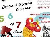 deux prochaines expositions! Echallat Bordeaux!
