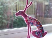 Wool sculptures McCracken