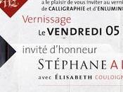 Vernissages Coulon Bécherel cette semaine.