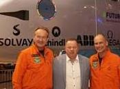 Solar Impulse l'avion solaire achève tour monde