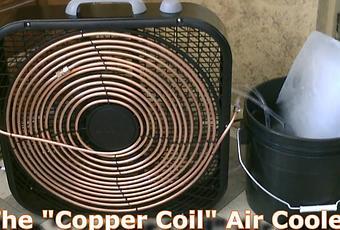 Voici comment transformer votre vieux ventilateur en un climatiseur id al pour l t lire - Transformer ventilateur en climatiseur ...