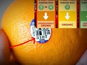 Attention étiquettes fruits