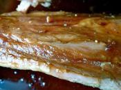 Spare Ribs (travers porc) marinés, nord américains barbecue
