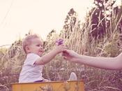 Séance photo bébé extérieur Orgeval Yvelines