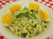 salade courgettes basilic