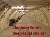 bunker Clapham South deep-level shelter