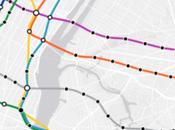 Redessiner métro York d'enfant