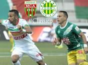 Ligue1 JSK-MCA programmation retransmission match