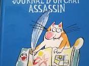 Journal d'un chat assassin adapté Véronique Deiss d'après roman d'Anne Fine