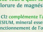 fonctions magnésium dans corps