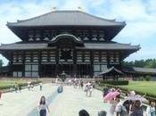 promenade temple Tōdai-ji Nara