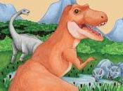 Tyrann dinosaure l'effroyable météorite Laurent Bègue illustré Mélie Mika