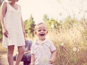 Photographe bébé extérieur Saint Cloud Paul mois