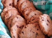 Cookies sablés Pâte tartiner Noisettes Chocolat