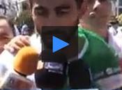 Vidéo Accueil extraordinaire pour Bourrada l'aéroport d'Alger (Vidéo)