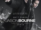 [CINEMA CRITIQUE] Jason Bourne, Matt Damon traqué encore toujours