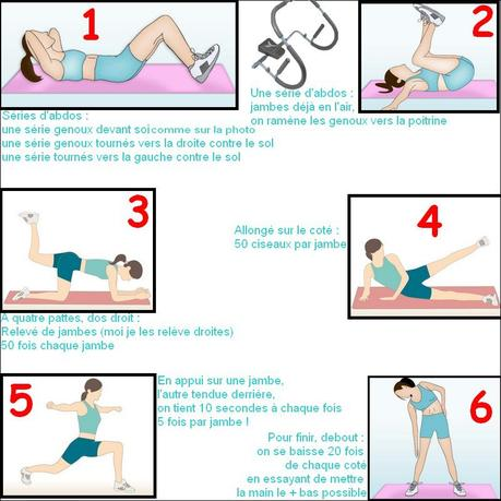 astuces pour maigrir au niveau du ventre | À Voir