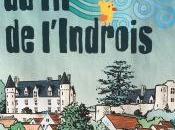 MONTRESOR bord l'Indrois- exposition GEMMAIL (Art verre)