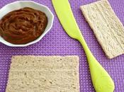 tartinade diététique végane hyperprotéinée hypocalorique chicorée (sans gluten sucre beurre lait, riche fibres)