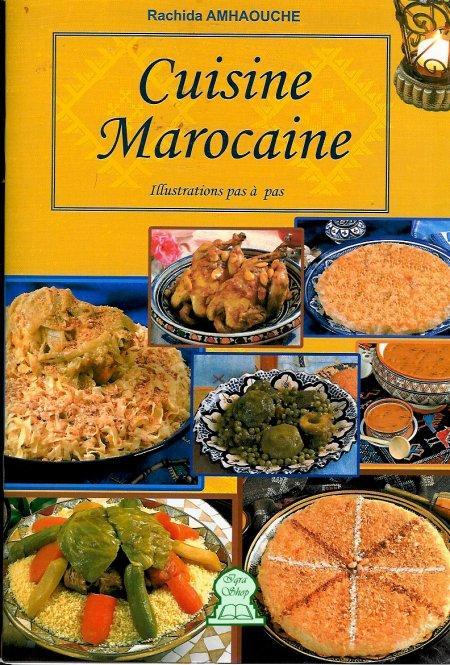 Cuisine marocaine en arabe rachida amhaouch paperblog for Amhaouch cuisine