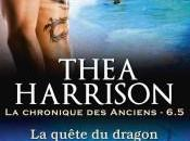 quête dragon Thea Harrison