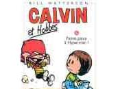 Bill Watterson Calvin Hobbes, Faites place Hyperman (Tome