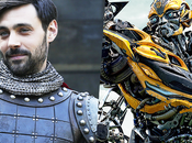MOVIE Transformers Liam Garrigan (Once Upon Time) jouera encore Arthur