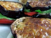 Sandwichs d'aubergines