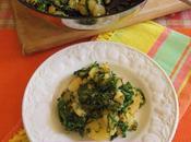 Poêlée Pommes terre chou Kale (Vegan)