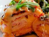 ~Poulet cordon bleu sauce bacon~