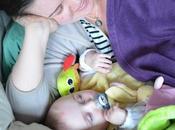 Parentalité expérience co-dodo avec Bébé.