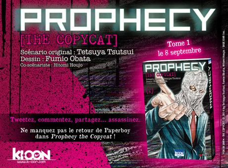 the prophecy essay