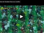 Video Magnifique Soudani face Lisotho