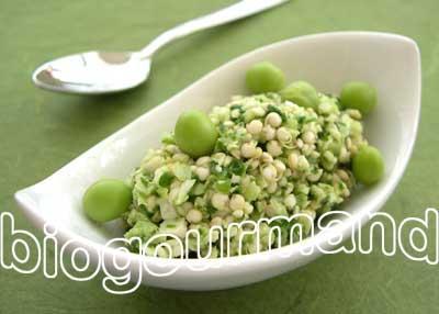 Cuisiner bio en collectivite paperblog for Cuisiner quinoa