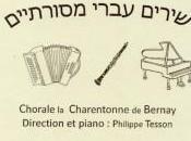 Concert louange Bernay chanter Hébreu chorale Charentonne…