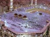 Début pèlerinage Mecque